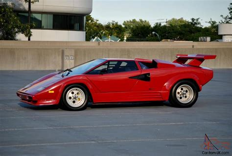 Lamborghini Countach Replica For Sale Uk Lamborghini Countach 1988 5 Replica