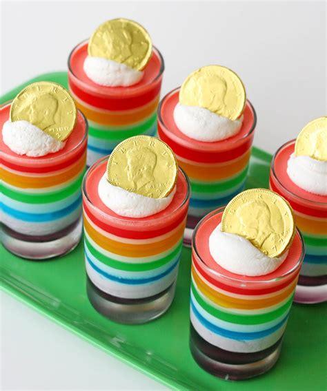 resepmasakan lucky rainbow jello