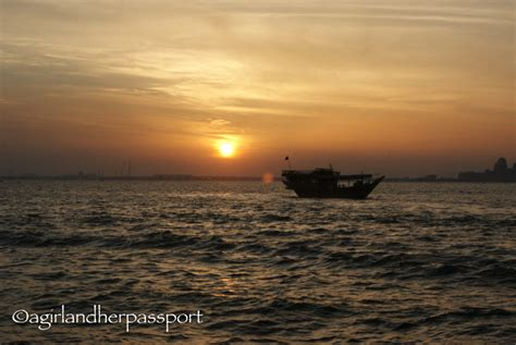 fishing boat for rent in qatar discovering qatar from a dhow boat photo essay a girl