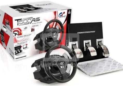 costo volante f1 thrustmaster t500rs uscita prezzo e dettagli volante