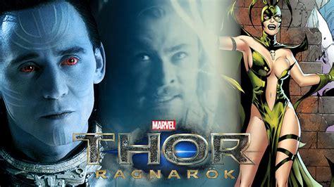 marvel s thor ragnarok the of the marvel s thor ragnarok trailer fanmade