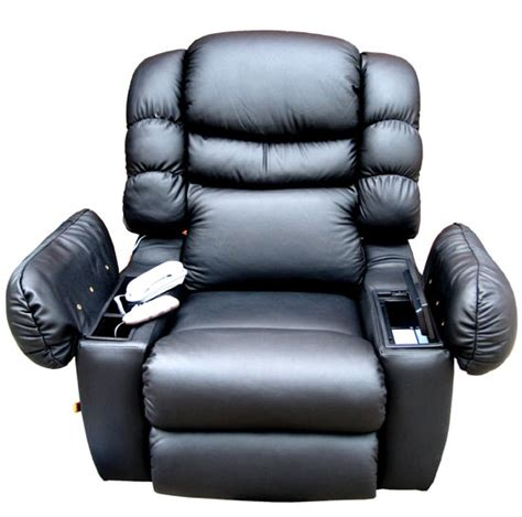 recliner with cooler in armrest my new chair