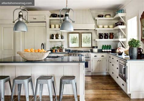 Industrial Farmhouse Kitchen by Industrial Chic Kitchens Rustic Crafts Chic Decor