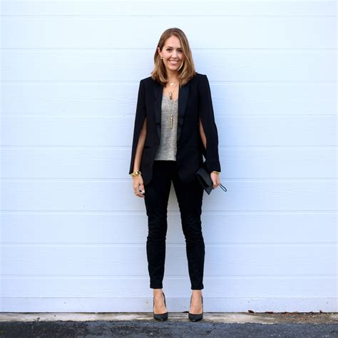 Cape Blazer Collection today s everyday fashion cape blazer j s everyday fashion