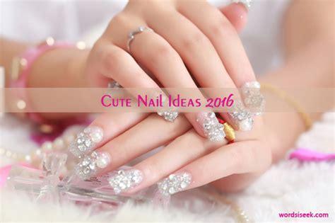 Nail Ideas For 2016 30 nail designs shapes ideas for 2016 crazyforus