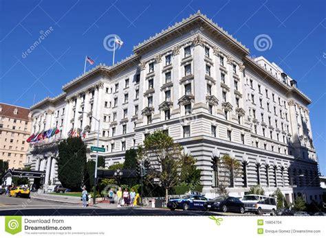 Fairmont Hotel Gift Card - fairmont hotel san francisco editorial stock image image 16804704