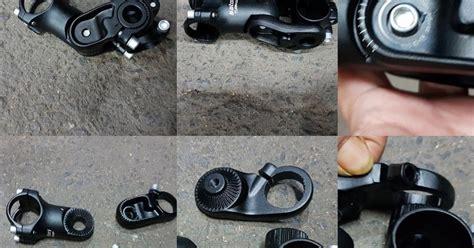 Stem Raze 31 8 Os toko sepeda majuroyal stem sepeda mtb gunung