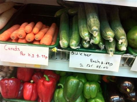 t vegetables name they just can t spell vegetable names 5 pics