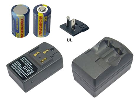 Baterai Best One All Type battery charger for nikon cr2 f55 f55d f65d f75d lite