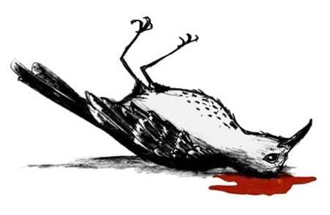 to kill a mockingbird bird themes harper lee s to kill a mockingbird racism discrimination