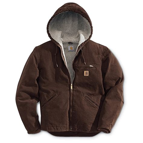 Hooded Jacket carhartt hooded jacket images