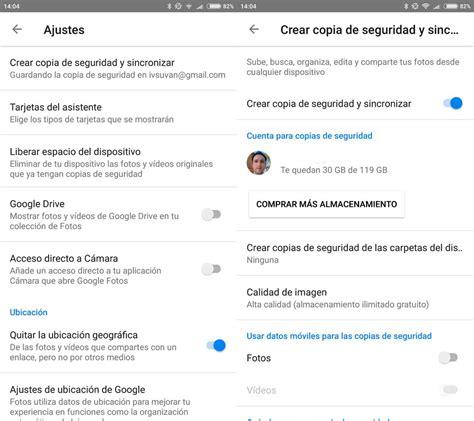 guardar imagenes google android c 243 mo guardar tus fotos en google fotos de forma autom 225 tica