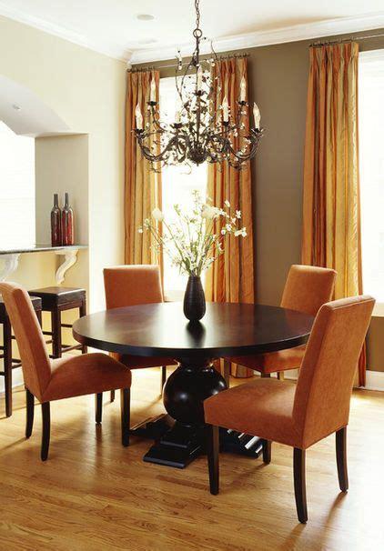25 best ideas about orange dining room on burnt orange paint burnt orange decor