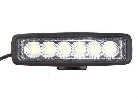 low profile light bulbs low profile led 6 inch 18 watt tuff led lights