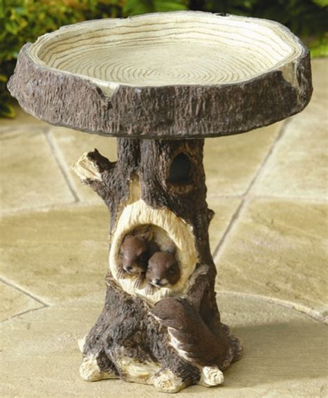 Best Patio Plants by Woodland Squirrel Bird Table 163 59 99