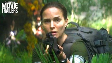 watch the first trailer for alex garland s highly natalie portman in first trailer of alex garland s sci fi