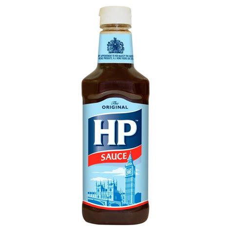 morrisons hp brown sauce 600g product information