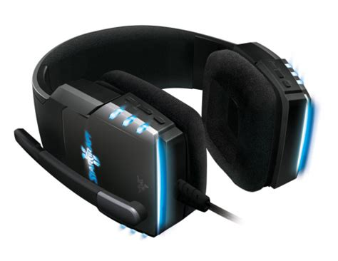 Headset Razer Banshee Razer Banshee Starcraft 2 Gaming Headset Usb Reviews And Ratings Techspot