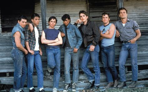 Has The Cast Of The Outsiders Managed To Quot Stay Gold Cast Of The With The
