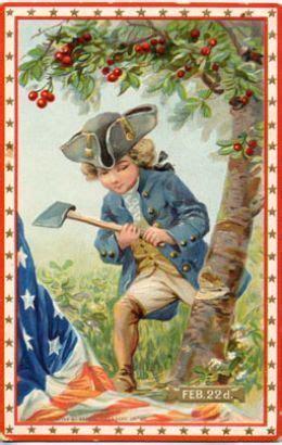 cherry tree president george washington george washington george washington washington and cherry tree