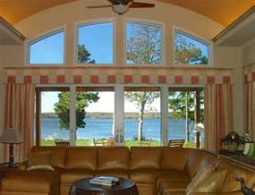 Window Coverings For Large Windows Ideas Window Treatment Ideas For Large Windows