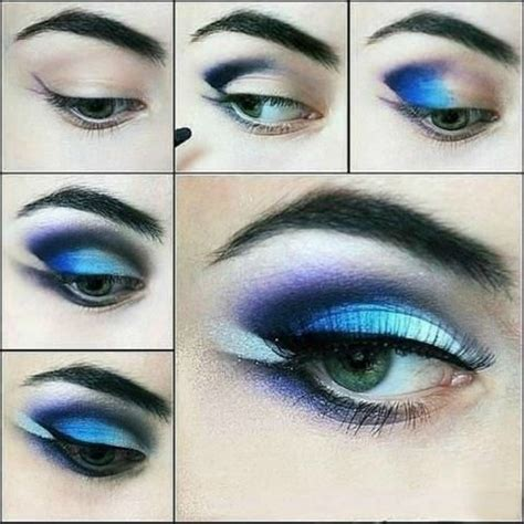 makeup tutorial facebook diy colorful eye shadow pictures photos and images for