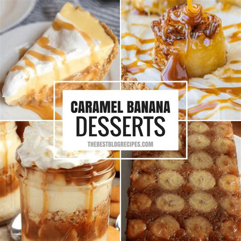 Go Bananas For Dessert Tonight by 18 Recipes That Prove That Caramel And Bananas Were Meant