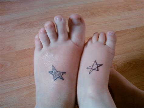 toe ring tattoo pin gallery toe ring on