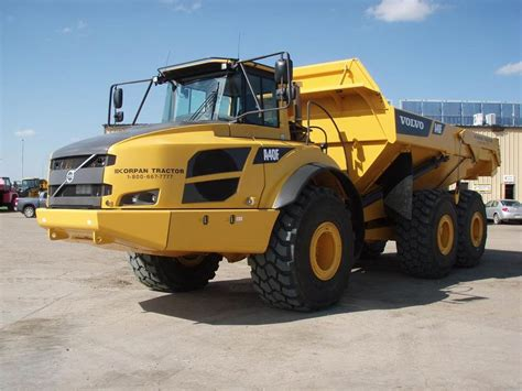 volvo truck price in canada used volvo a40f articulated dump truck adt year 2012