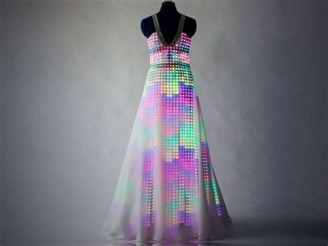 color changing clothes color changing clothing led and light fashion