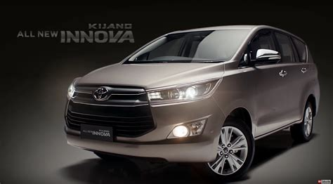Kijang Innova 2016 2016 toyota innova launched in indonesia from inr 13 59 lakh