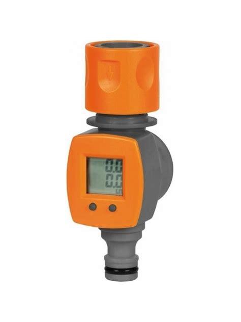 misuratore di portata acqua misuratore digitale portata idrica contalitri acqua giardino