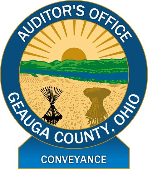 Geauga County Auditor Property Records Conveyance Information
