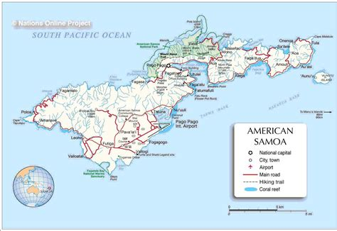 map of american samoa geothermal potential of american samoa asrec