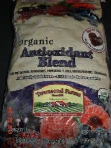 Or Organic What The Hell Does It by Townsend Farms Organic Anti Oxidant Blend Hepatitis A