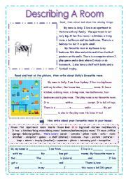 Description Of A Room Essay by Teaching Worksheets Other Writing Worksheets
