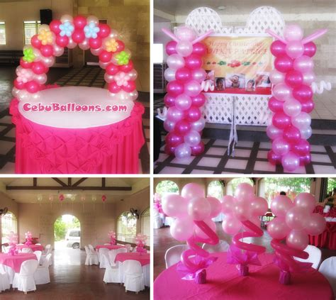 Wedding Blessing Philippines by Christening Cebu Balloons And Supplies