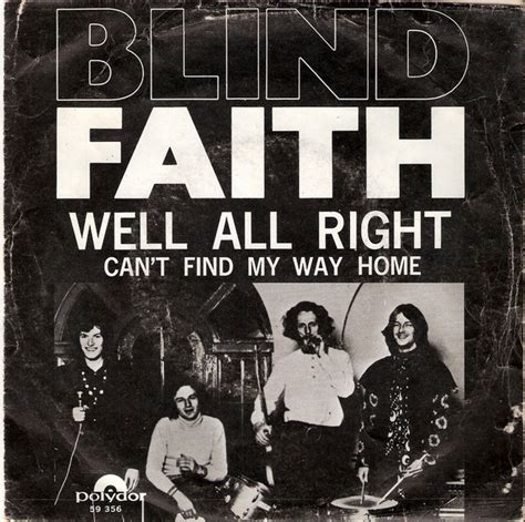blind faith 2 well all right vinyl at discogs