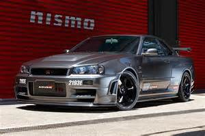 Nissan Skyline R34 Nismo Nissan Skyline R34 Gt R Follow Me On Cars World If You