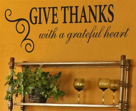 Give Thanks Detox by Funk N Appreciation With Wall Quotes About Being Grateful