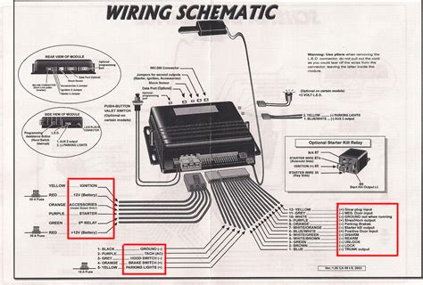auto security system wiring diagram free wiring