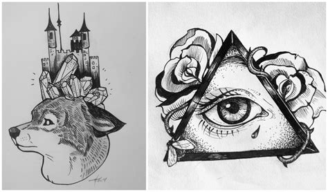 tattoo designs on paper my amandajtoner