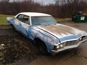 1967 chevy impala supernatural side view 30138 trendir