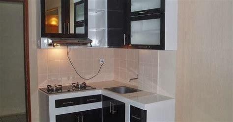 desain gambar padi gambar desain dapur mini pada ruang terbatas model