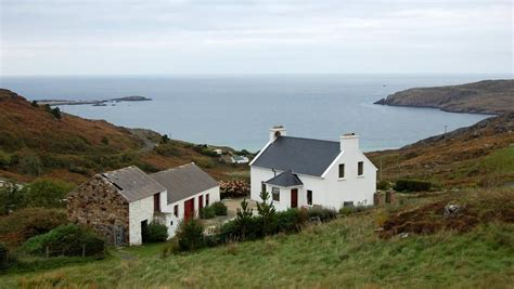 donegal cottage glenoory bay cottage downings self catering cottage in