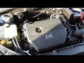 thermostat replacement 2005 mazda 6 2 3l install