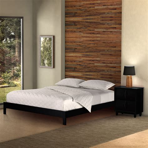 murray bed frame fashion bed murray platform bed beds at hayneedle