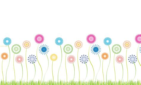 Colorful Flowers Backgrounds Wallpaper Cave Drawing Colorful Flower Backgrounds For Powerpoint Templates