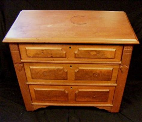 Microwave Stand With Drawer by Elswick Solid Cherry Rolling Wood 3 Drawer Storage