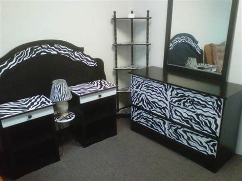 zebra bedroom sets cute zebra bedroom furniture theme decor ideas for teen